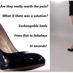A Solution to High Heel Pain