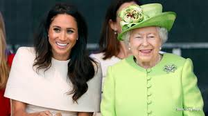 Meghan & The Queen