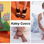 Kaley Cuoco Feet Header